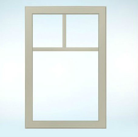 Square_pvc_fixed_french_windows